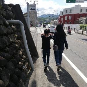 お出かけ(お散歩)