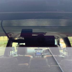 ドライブレコーダーのステッカー