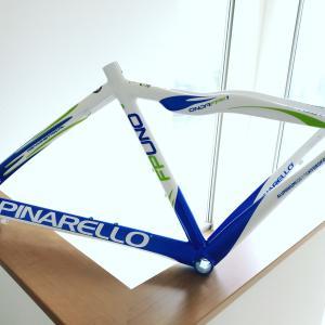 自転車の構造(フレーム編のつづき)