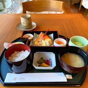クラブラウンジ花雅の朝食