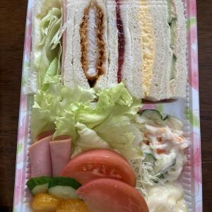 サラダ&サンドイッチセット