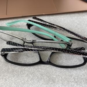 メガネを無くし、時の流れを感じた