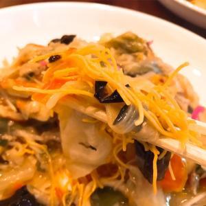 大阪 豊中「旬楽彩 うめ小町」五島のばぁばが作る気まぐれ皿うどん