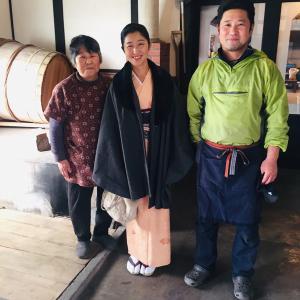 江戸時代からの美味しいお味噌屋さん
