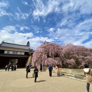 昨日の上田城