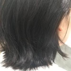 黒髪も◎外ハネヘア✨7月スタート✁