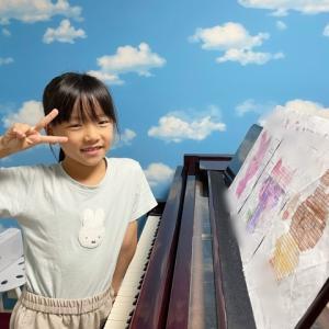 ピアノ発表会から1ケ月経って
