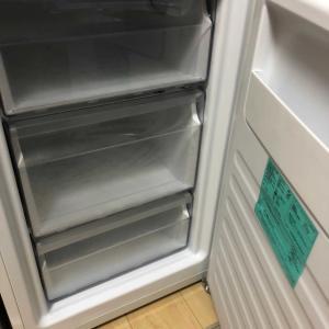 念願の冷凍庫