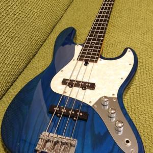 heartman bass JBtype ハートマン ベース JBタイプ