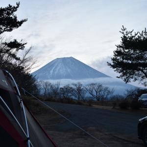 朝霧ジャンボリーオートキャンプ場 ~第6回ソロキャンプ大会~ 【2019年2月16日~17日】