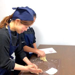 【交野市親子パン教室開催報告】初めてでもふっわふわに作れる!ハムコーンパンとチョコバンズパン作り