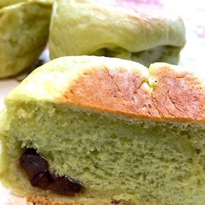春といえば新緑も楽しめる!緑茶ともあうフライパンで作れる「抹茶ミルクパン」