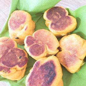 【オンラインレッスン開催報告】フライパンと牛乳パック型で作れるパンプキンミルクブレッド」
