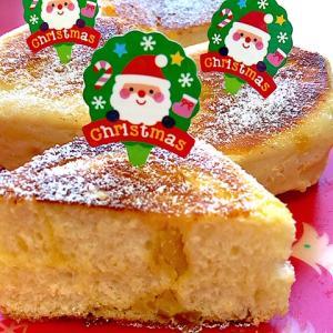 栗とアーモンドクリームでChristmasを演出!フライパンでマロンアーモンドクリスマスパン