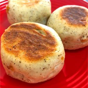 爽やかなオレンジの味わい!フライパンで作れる「アールグレイオレンジパン」作り