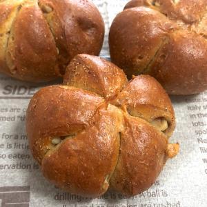 低糖質パンはお腹もちがいい!だからダイエットにも最適!「大豆粉とふすま粉でくるみぱん」