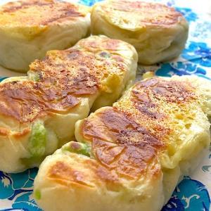 枝豆のプチプチとした食感が楽しめる!ママと子どもの食育レシピ「枝豆ハニーチーズパンの作り方」