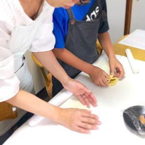 【開催報告】夏にはカレー味!「フライパンで作れるカレーウインナーチーズパン作り」