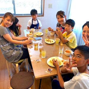 【開催報告】夏休みの自由研究!涼を感じる香りの石けん作りと手作りナンとカレーランチ