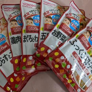 和光堂WAKODOのBIGサイズ12か月用7種食べ比べ