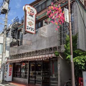 昭和でチャイナなパン屋さん