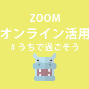 司法書士仲間とオンライン飲み会→仕事でのZOOMの活用を考えてみる【#外出自粛要請】