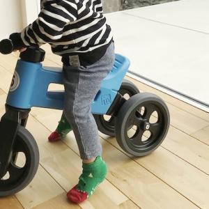 屋内外兼用キックバイクの「スマートライドスポーツ」を口コミ&レビュー!1歳児がストライダーを乗る前に買ってよかったおすすめポイントとは