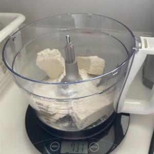 簡単バスクチーズケーキ