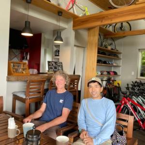 自転車 2wayトートバッグ 男性のカバン