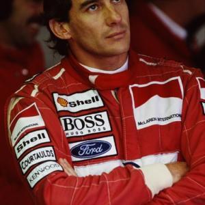 26年目の5月1日に。~Ayrton Senna 26th Tribute~