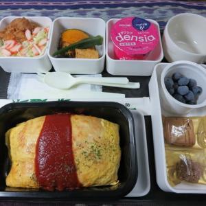 なんちゃって機内食「機内食チャレンジ_149」オムライス
