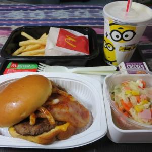 なんちゃって機内食「機内食チャレンジ_152」マクドナルド4