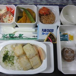 なんちゃって機内食「機内食チャレンジ_167」サワラの西京焼き