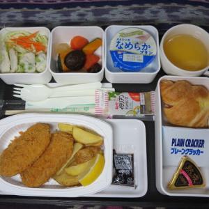 なんちゃって機内食「機内食チャレンジ_255」コロッケ