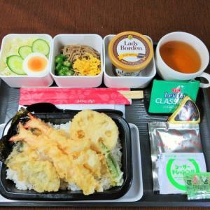 なんちゃって機内食「機内食チャレンジ_444」和食さと4