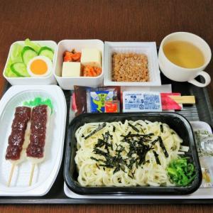 なんちゃって機内食「機内食チャレンジ_468」冷やしうどん