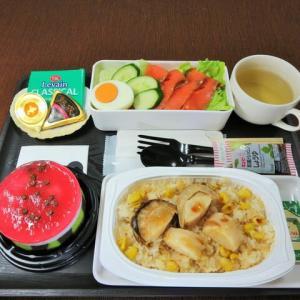 なんちゃって機内食「機内食チャレンジ_470」北海道グルメ