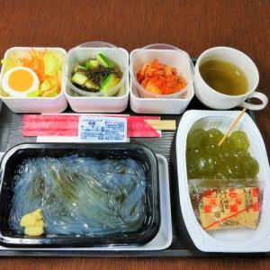 なんちゃって機内食「機内食チャレンジ_473」ところてん
