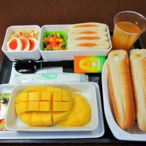 なんちゃって機内食「機内食チャレンジ_474」マンゴー三昧5
