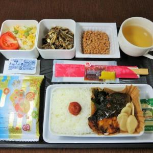 なんちゃって機内食「機内食チャレンジ_524」ブリの照り焼き3