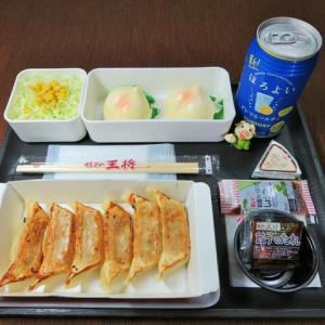 なんちゃって機内食「機内食チャレンジ_528」餃子の王将7