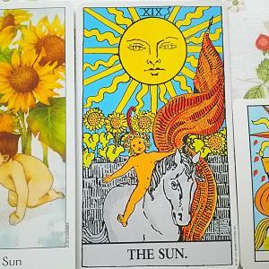 【保存版】大アルカナ「19太陽」・タロットカード解説