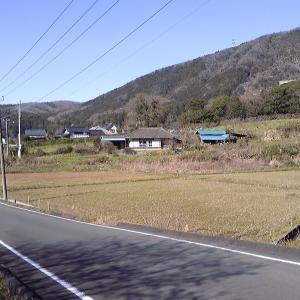 中高年の山歩き 雪入山(前編)
