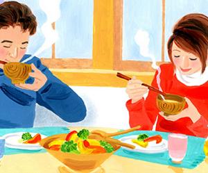 糖質制限実践編(1) 白飯と食パン、ラーメンを食べない