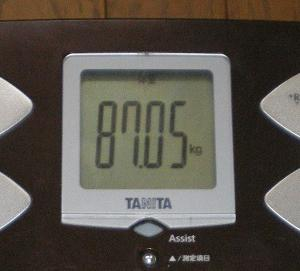 糖質制限7ヶ月 3 「減り期」と「停滞期」