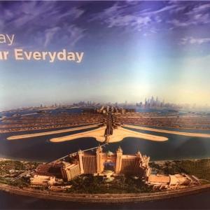 【ドバイ旅行】世界一の人工島「パームジュメイラ」を満喫!場所・行き方を詳しく説明