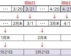 【Excel】EOMONTH関数を用いた練習問題、年月一致判定、締め日の計算