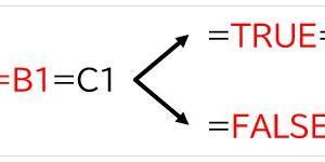【IF関数】3つの値を比較するときにA=B=C、A<B<Cと書いてはいけない理由