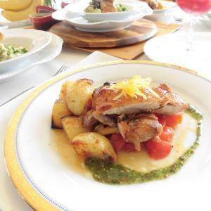 料理の先生料理教室フレンチ&イタリアンレッスン 会社から帰宅したらすぐに作れる「お家ごはん」