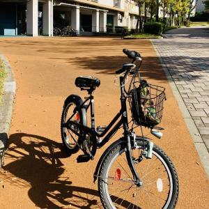 いい自転車は違う〜!